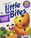 Entenmann's Little Bites 5 ct Blueberry Muffins 8.25 oz