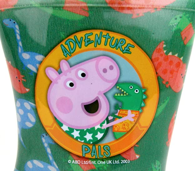 Peppa Pig LB10715 - Botas de Goma de Trabajo para Chico: Amazon.es ...