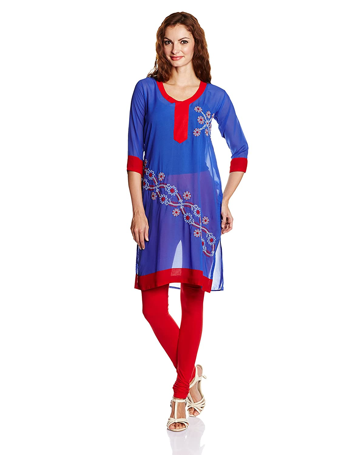 Women's Kurtas (Minimum 80% Off) Start's from Rs.198