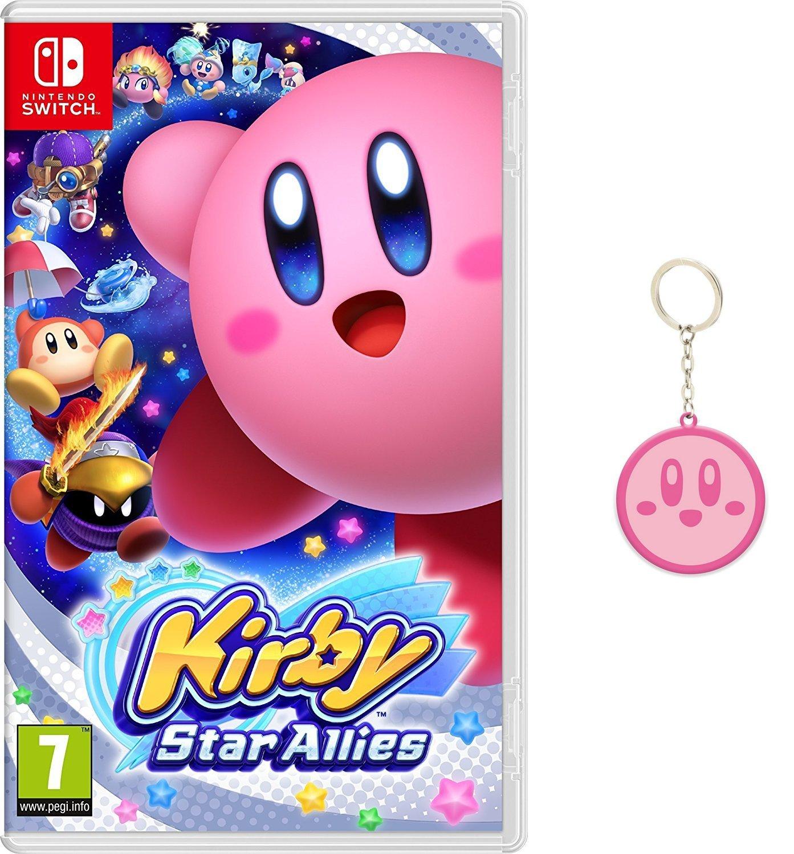 Kirby Star Allies + Llavero: nintendo switch: Amazon.es ...
