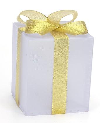 Geschenkbox Weihnachten.Led Geschenkbox Weihnachten Leuchtend 21 5 Cm X 21 5 Cm X 30 Cm Weihnachtsdekoration Deko Weihnachten Lichterkette Beleuchtung Lampe