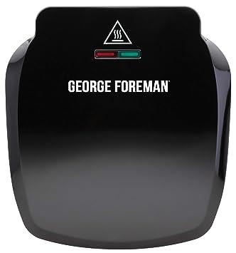 George Foreman 23400 Compact Deep Tray Parrilla de 2 ...