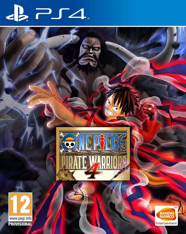 One Piece: Pirate Warriors 4 - PlayStation 4 [Importación italiana ...