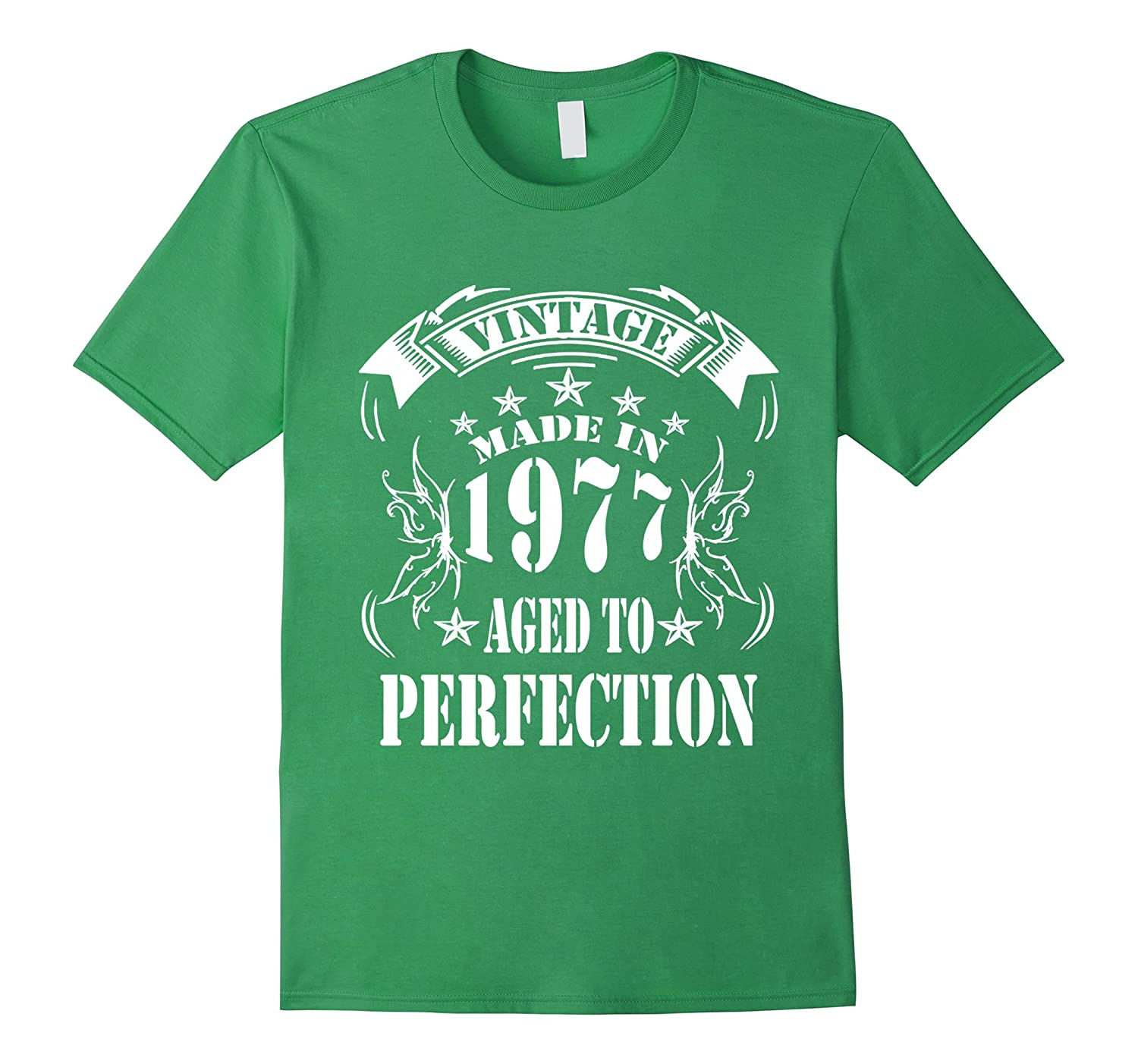 40 Birthday Made in 1977 Gift ideas Funny Men T shirt
