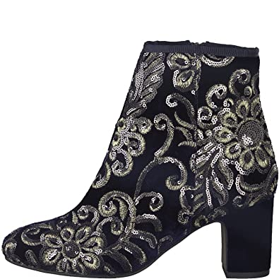 Tamaris Stiefelette 1 25805 39 Schuhe Damen Ankle Boots