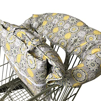 Pueri Shopping Cart Cover 2-in-1 Baby Shopping Cart Cover & High Chair