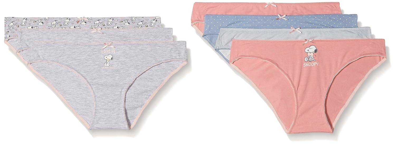 Womensecret 4932315, Bragas para Mujer, Multicolor (Several), Large, Pack de 7: Amazon.es: Ropa y accesorios