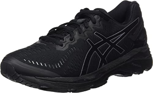 asics homme chaussure noir