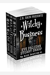Witch Detectives Box Set I – Books 1, 2, and 3 (The Witch Detectives #1, #2, and #3) Kindle Edition