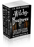 Witch Detectives Box Set I – Books 1, 2, and 3 (The Witch Detectives #1, #2, and #3)