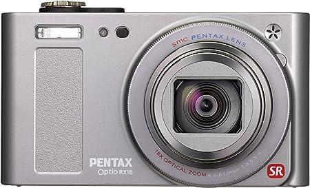 Pentax OPTIO RZ18 Appareil Photo Num/érique Compact 16 Mpix Zoom 18 x Noir