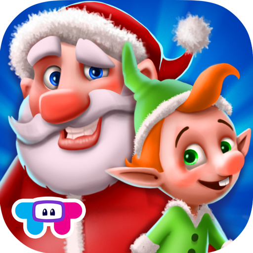 [Santa's Little Helper - Messy christmas] (Cute Santa Outfits)