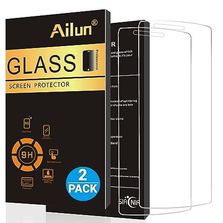 Amazon.com: ailun LG G4 Protectores de visualización de ...