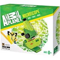 Animal Planet 100x300x600x Microscope,Optical & Observation Science Kit