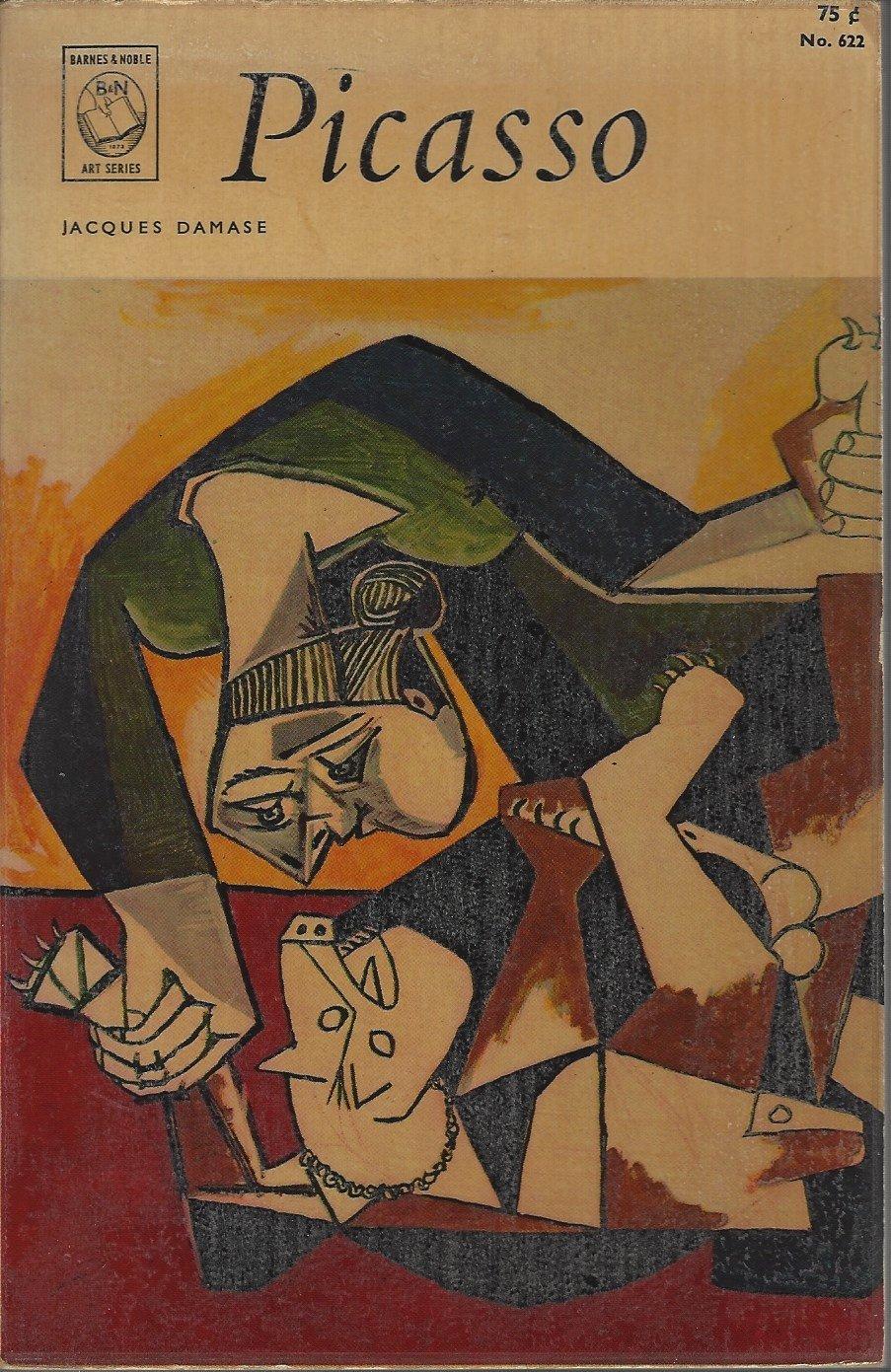 pablo picasso barnes noble art series no 622