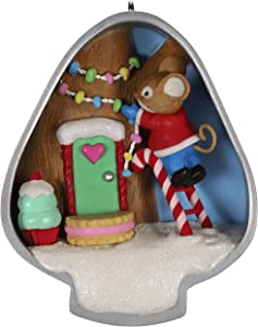Hallmark Keepsake Ornament 2019 Year Dated Cookie Cutter Christmas Mouse