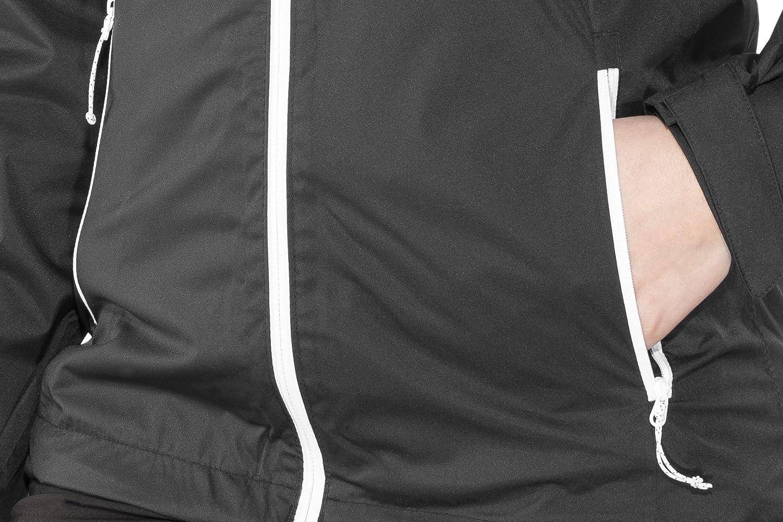 Poli/éster Columbia 1717421 Tapanga Trail Jacket Chaqueta impermeable Mujer