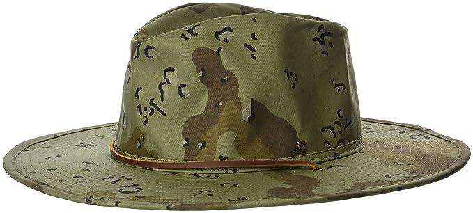 Amazon.com  Brixton Men s Ranger Ii Wide Brim Canvas Hat  Clothing 9bae6c877c4