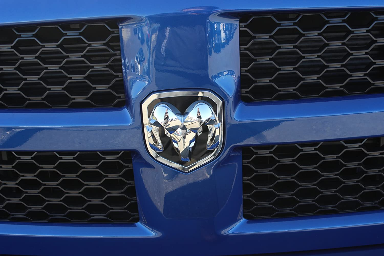 2013-2016 Dodge Ram Chrome Ram Head Grille Emblem Medallion Mopar OEM