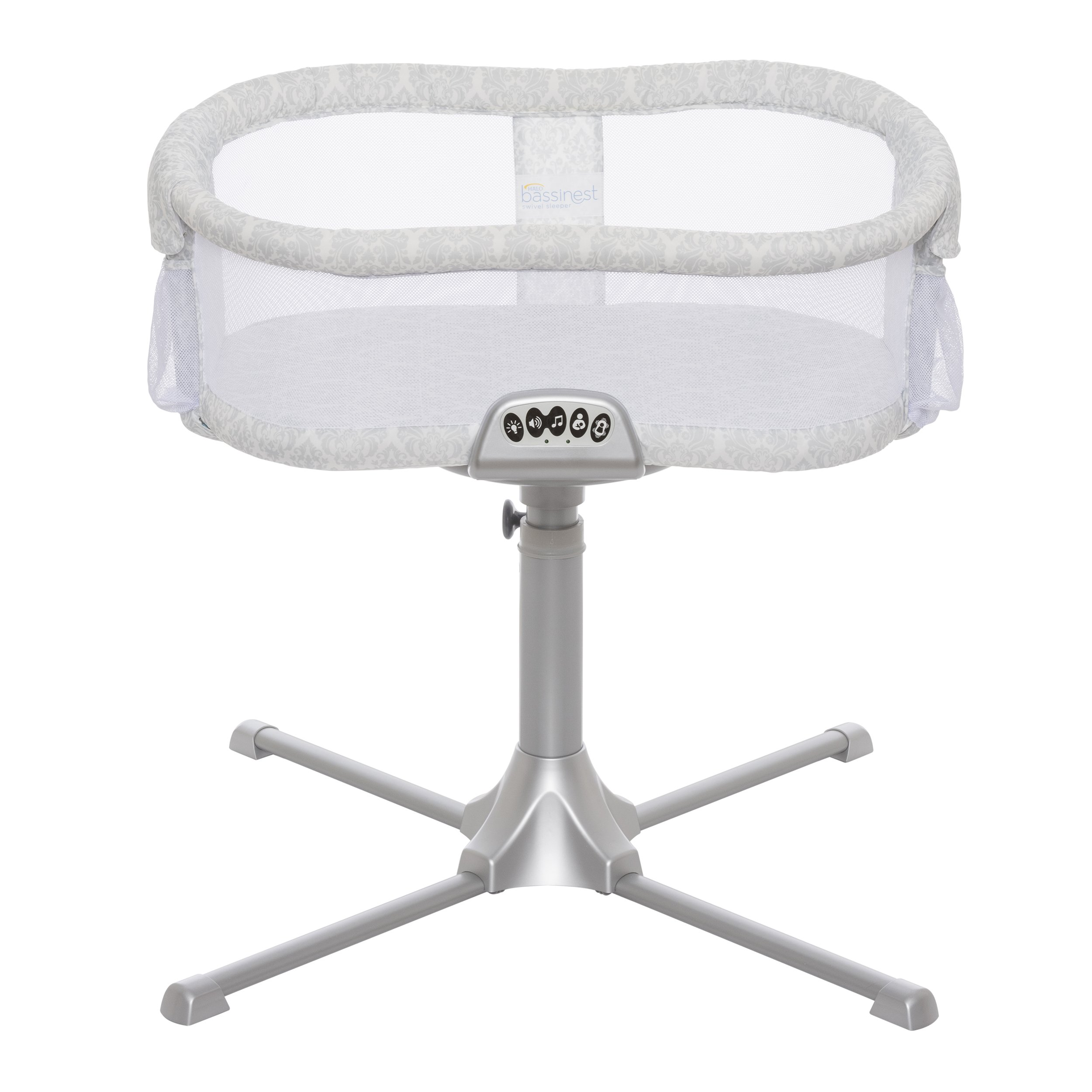 HALO Bassinest Swivel Sleeper – Premiere Series Bassinet by Halo (Image #8)