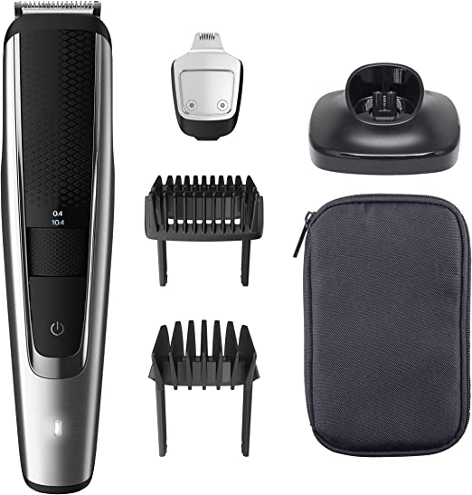Philips BEARDTRIMMER Series 5000 BT5520/16 cortadora de pelo y ...