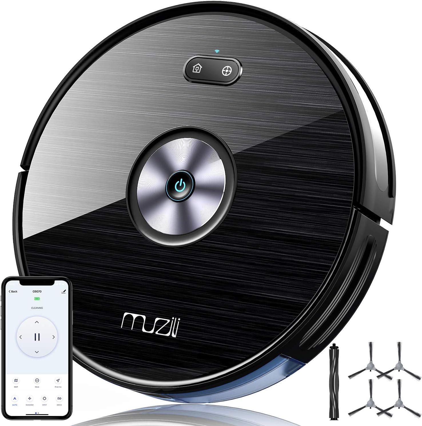 Muzili Robot Vacuum Cleaner for £186.99