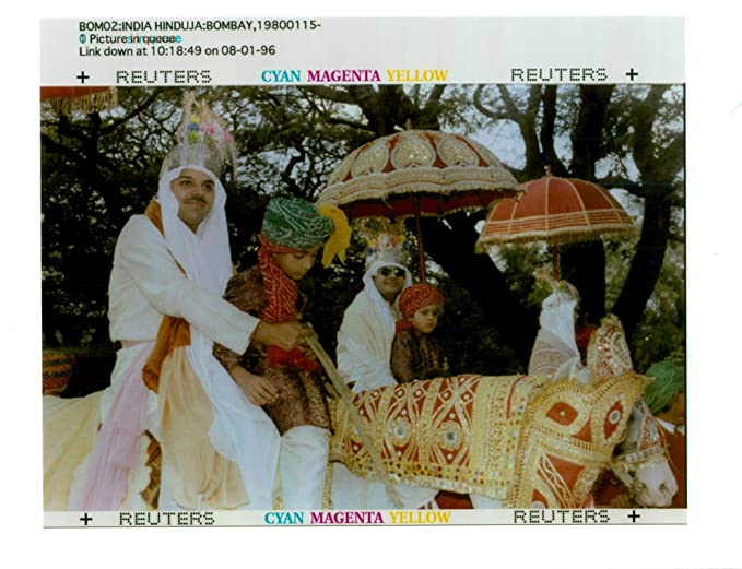 Amazon com: Vintage photo of Ajay with ramkishan and dheer aj