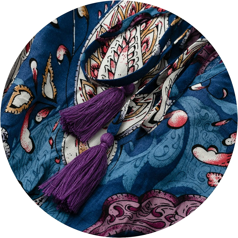 Ruffles Print Women Mesh Hollow Out Flare Sleeve high Waist Dresses 2018 Autumn Casual Elegant Dress