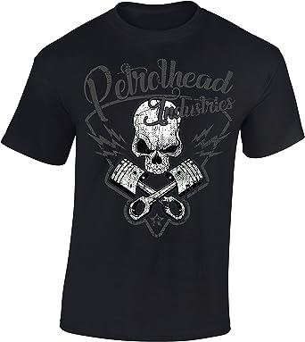 t-shirt tête de mort homme 9