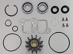 Minor Service Repair Kit Replaces Johnson Pump 09-47425 09-45590 F7B-9 F7B-3000