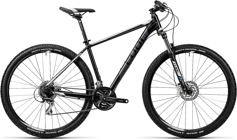 Bicicleta Montaña Cube Aim SL, 27 pulgadas: Amazon.es: Deportes y aire libre