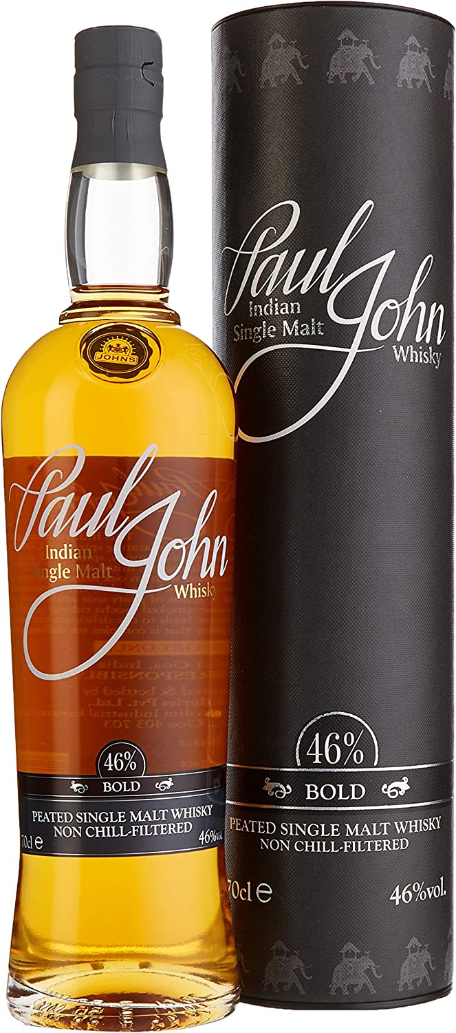 Paul John Bold Indian Single Malt Indischer Whisky
