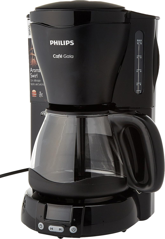 Philips HD7567/20, Negro, 0.85 m, 256 x 223 x 358 mm - Máquina de ...