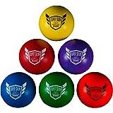Franklin Sports 6 Pack Superskin Dodge Balls