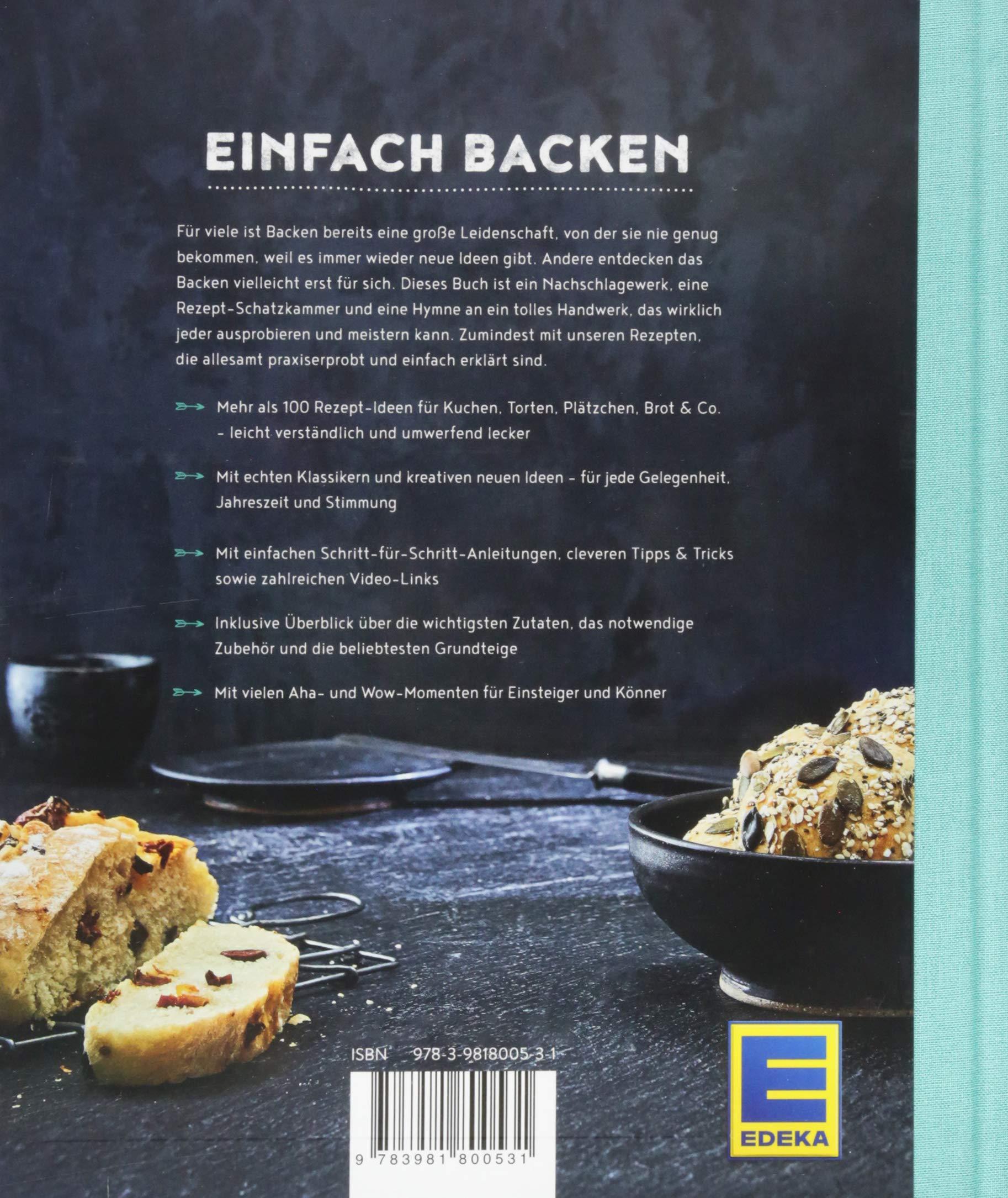 Backen Das Buch Mehr Als 100 Rezepte Mit Wow Effekt Fur
