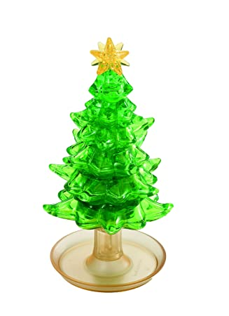 Bepuzzled Christmas Tree 3D Crystal Puzzle