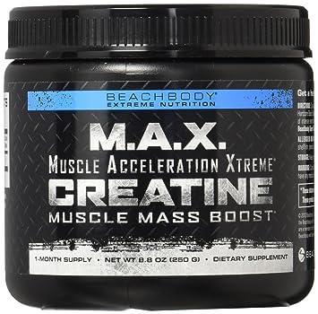Amazon.com: Beachbody's MAX Creatine for Body Beast – 30 day ...