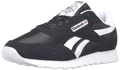 c6023121c6 Reebok Men's Royal Nylon Classic Sneaker Fashion