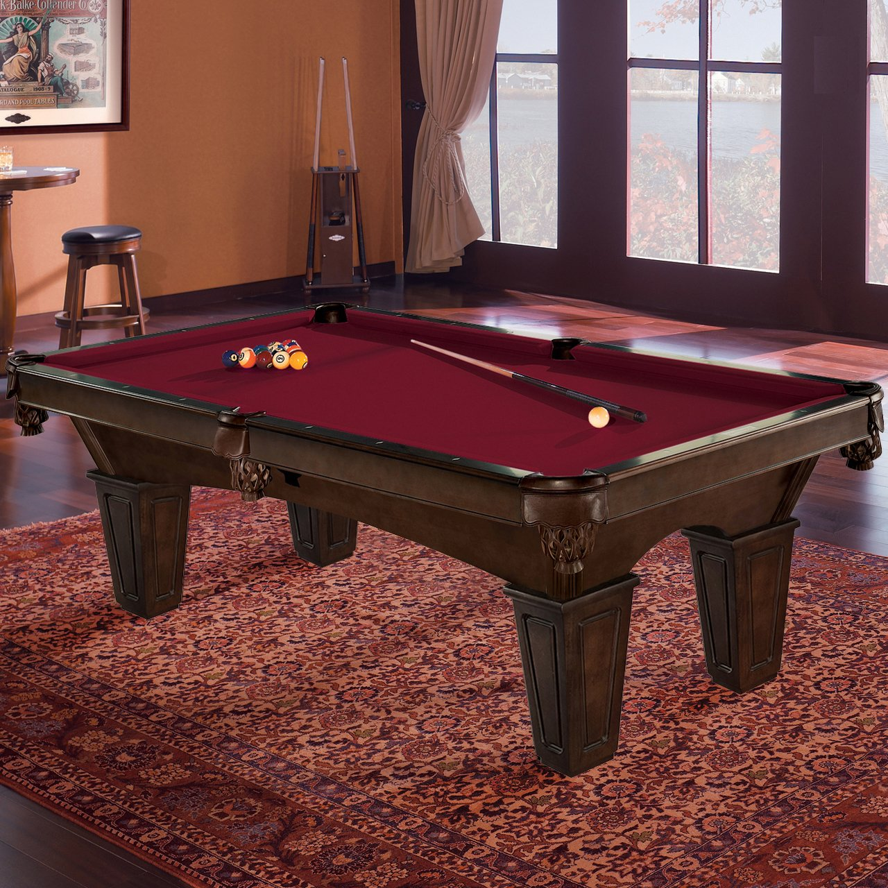Top Best Brunswick Pool Tables In Reviews Top Best Pro Reviews - Allenton pool table