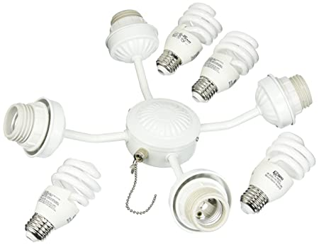 Hunter Ceiling Fan 4 Light Bulbs Kits