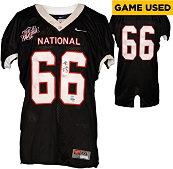 competitive price f6def 51d5c Kyle Roberts Nevada Wolfpack Autographed Game-Used NFLPA ...