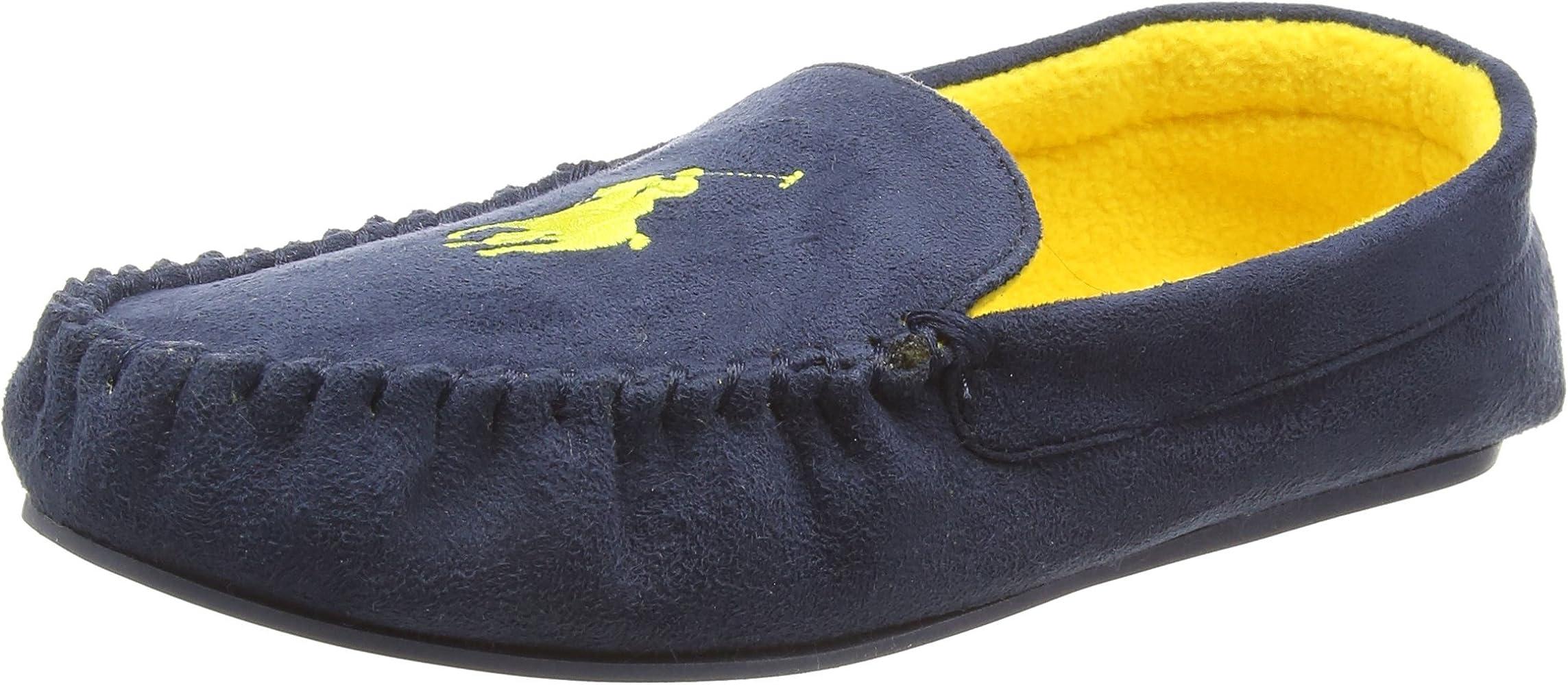 Polo Ralph Lauren Desi Moccasin, Zapatillas de Estar por casa para ...