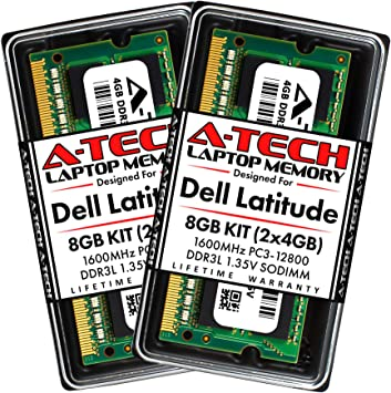 Memory Ram 4 Dell Latitude Laptop E6430 ATG E6430s E6440 E6530 E6540 2x Lot