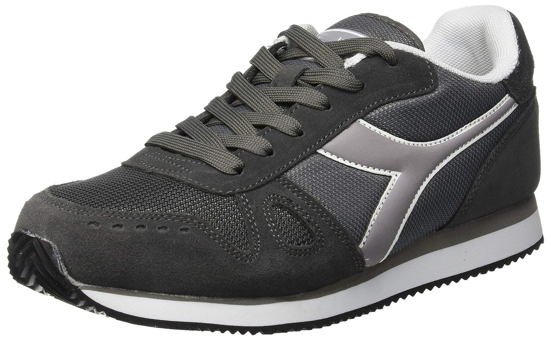 salida gris (gris Bufera 75069) 45 EU EU EU Diadora Simple Run, Zapatillas de Gimnasia para Hombre  los últimos modelos