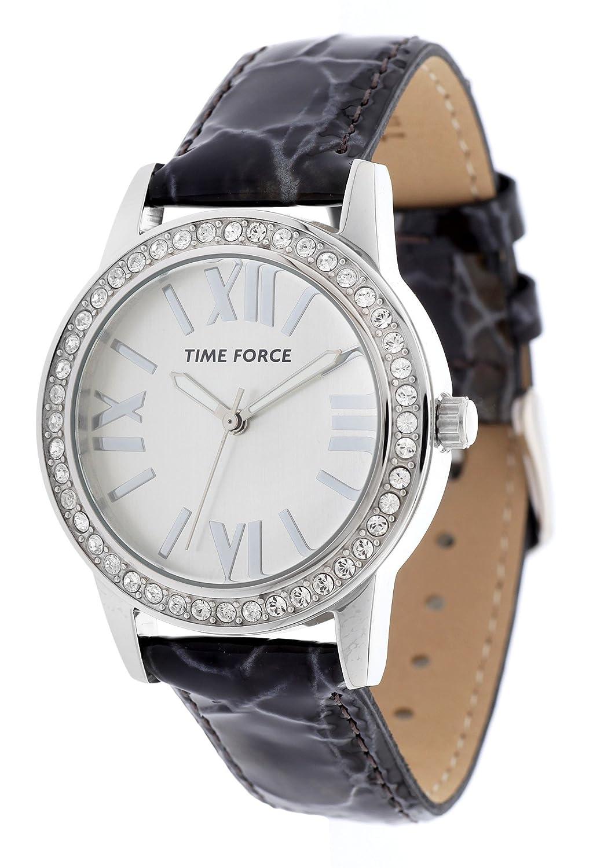 Time Force Damen Armbanduhr Belamy Schwarz TF4087L02