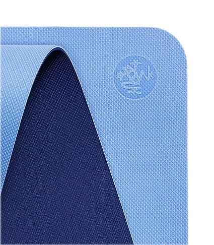 Manduka Begin Yoga Mat (Light Blue): Amazon.es: Deportes y ...