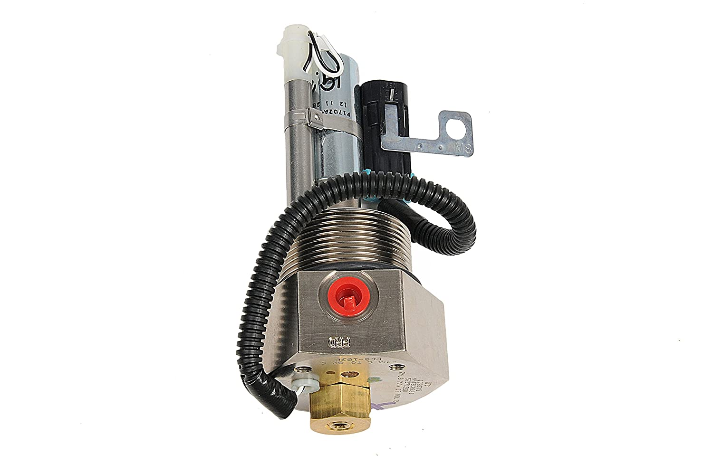 ACDelco 52371590 GM Original Equipment Compressed Natural Gas Tank High Pressure Shut-Off Valve Solenoid