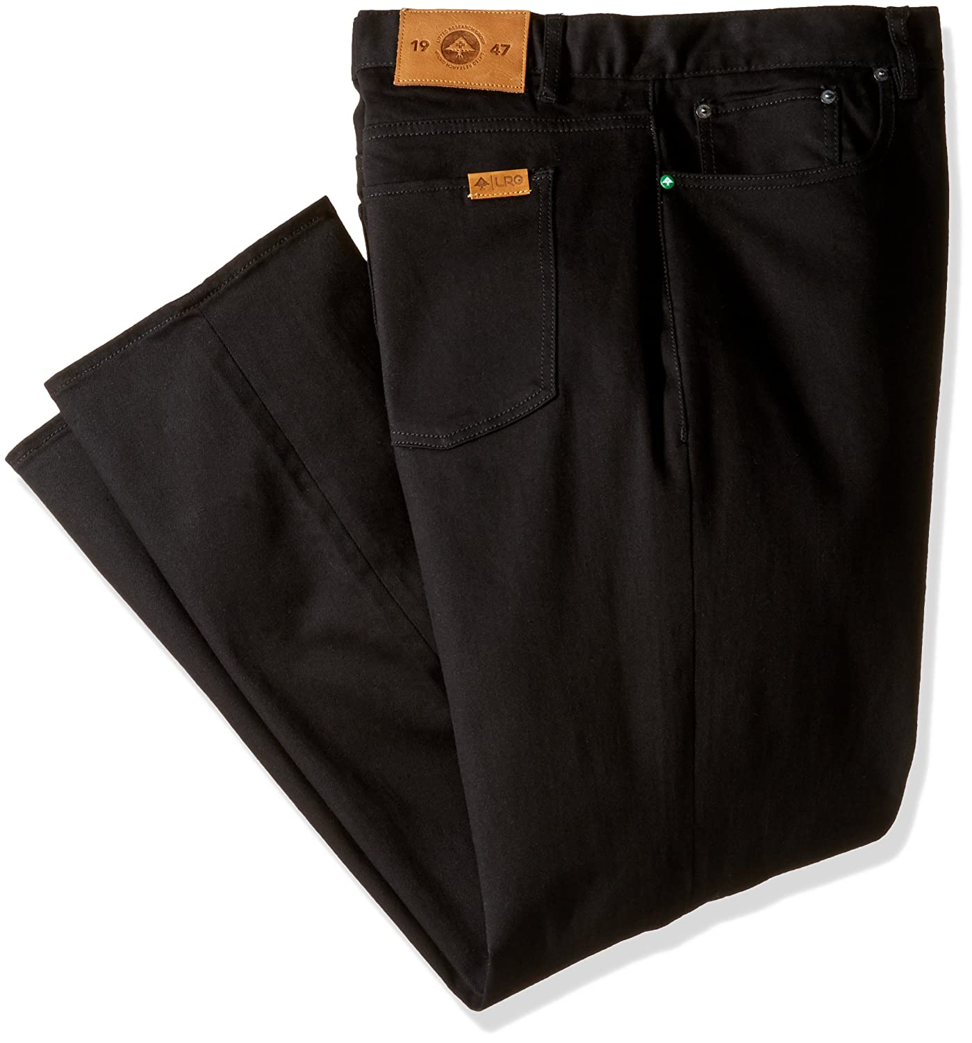 LRG Men's Big-Tall Research Collection True Straight Fit Jean Big and Tall