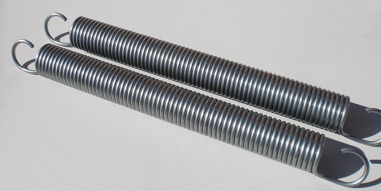 1 Paar Zugfeder für Garagentor 6mm Draht Durchmesser 50 mm ...
