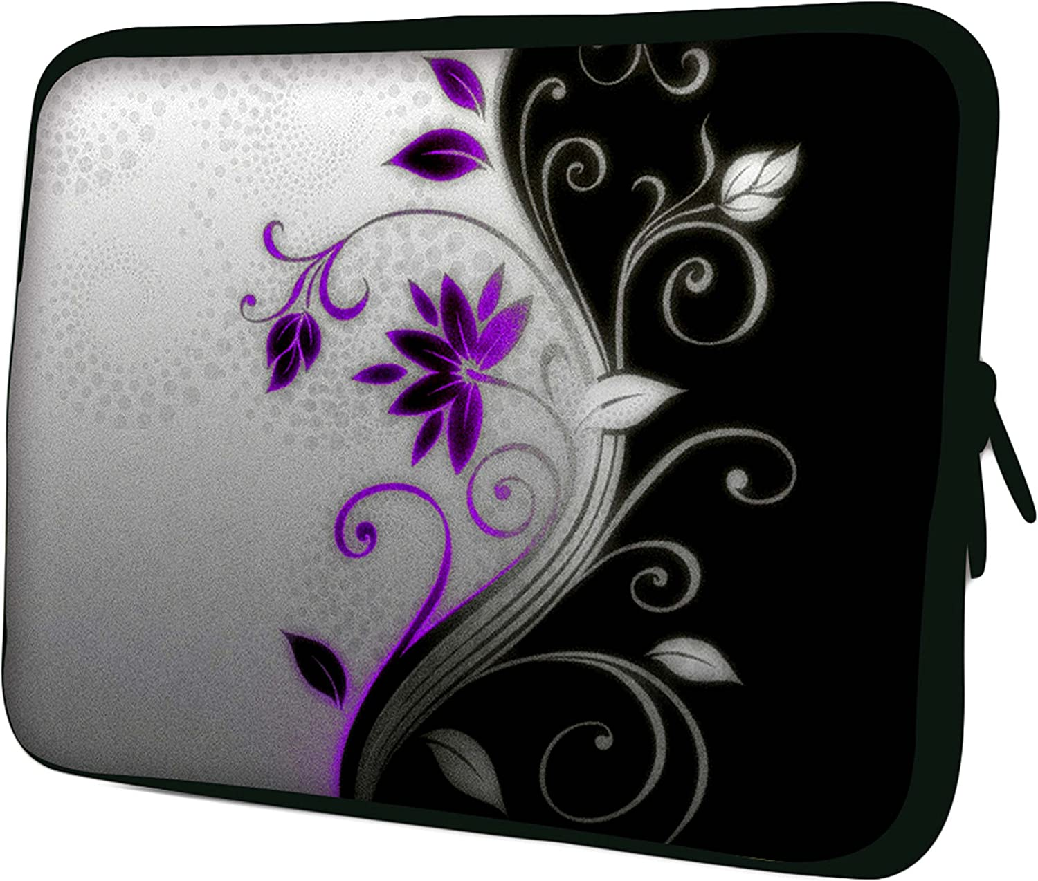 Cow Patches Luxburg Neoprene Sleeve Soft Case Bag for 12 inch Notebook//Laptop//Tablet
